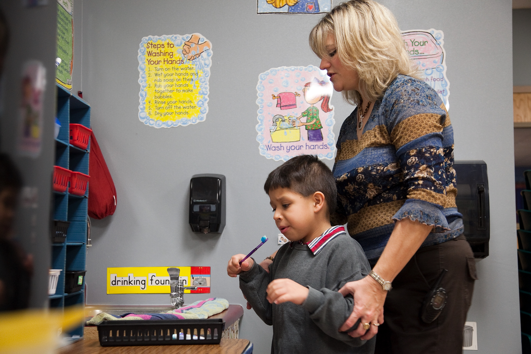 kindergarten teacher dissertation surveys How to become a teacher: teaching degrees & careers page student takes to complete his or her research project or dissertation with learn how to become.